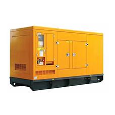 低噪音靜音箱式發電機組
